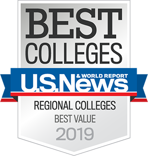 U.S. News & World Report Best Value Badge 2019
