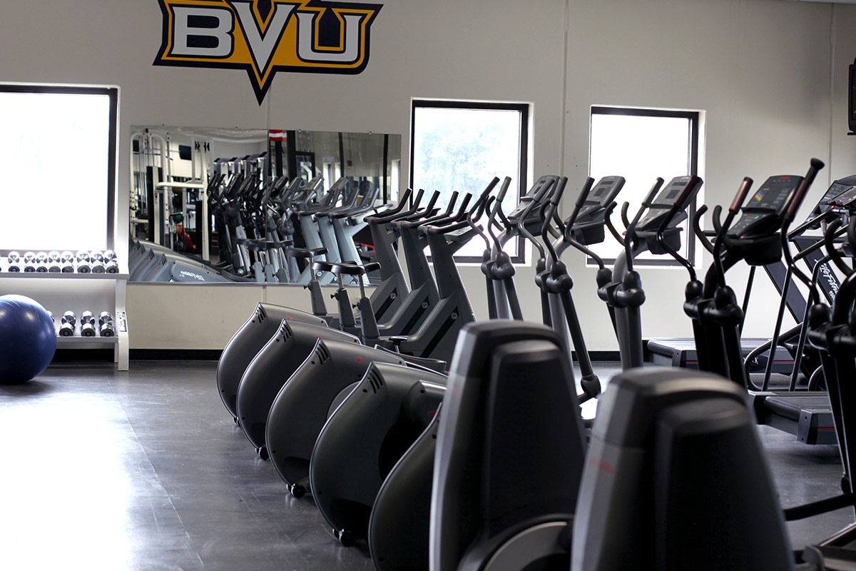 bvu workout room